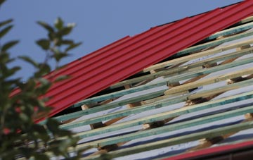 Pierowall corrugated roofing costs
