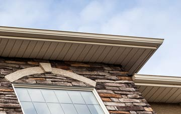 Pierowall diy soffit installation