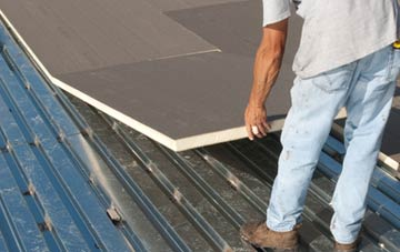 benefits of insulating Pierowall flat roofing