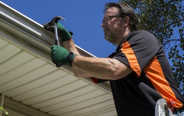 get your gutter repaired quickly