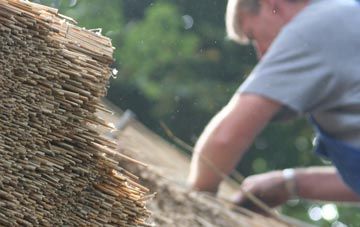 thatch roofing replacement