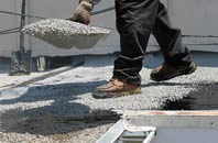 find rated Pierowall flat roofing replacement companies